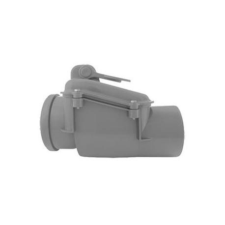 Non-returnable valve