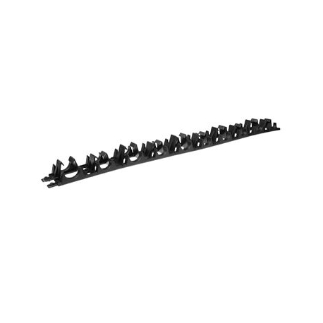 Heating grip rail