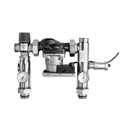 Water mixer set