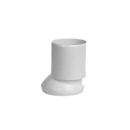 Eccentric WC pipe connector